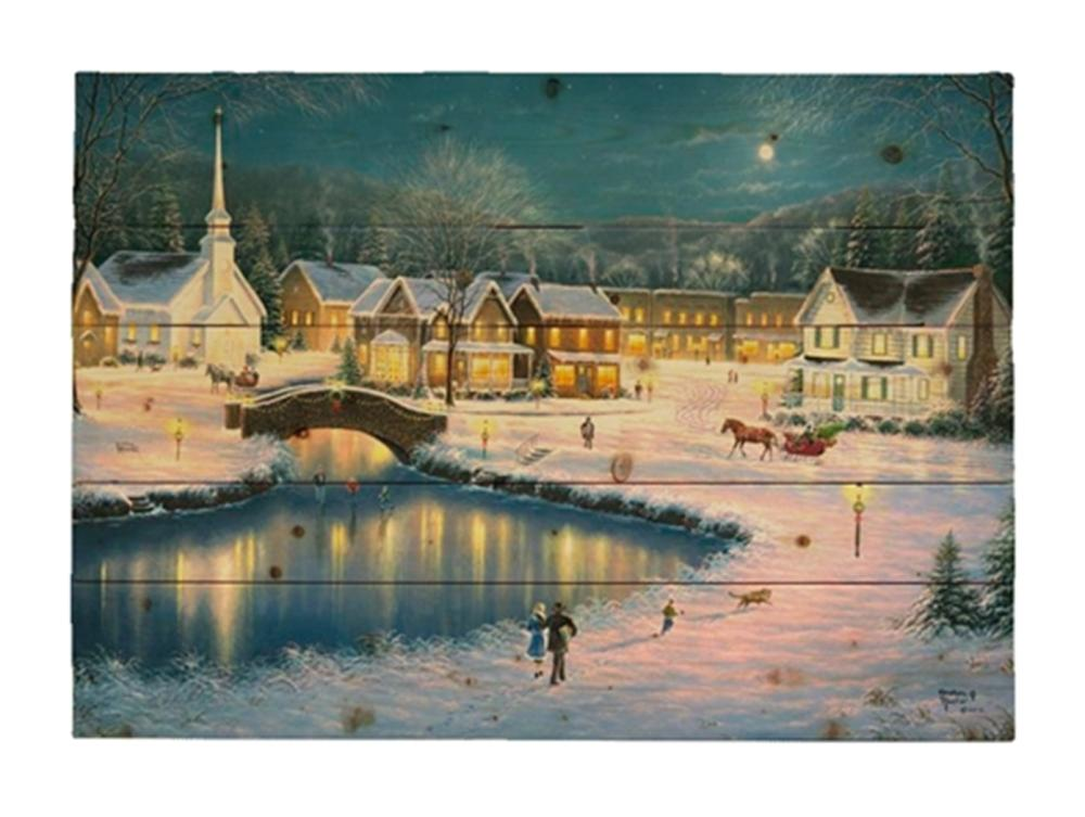 Abraham Hunter - A Christmas Carol