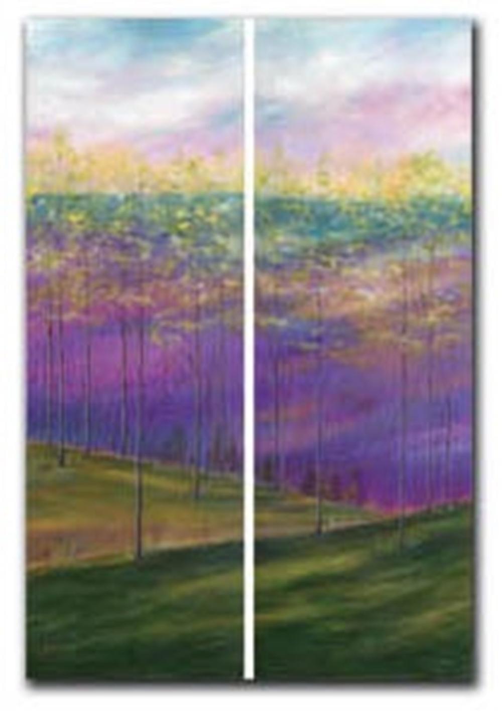 Mary Johnston. - Blue Ridge