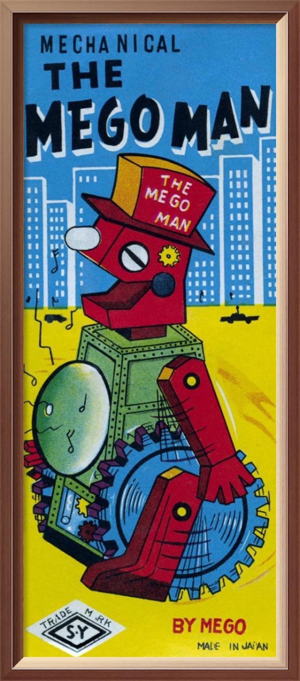 RETROBOT - THE MEGOMAN