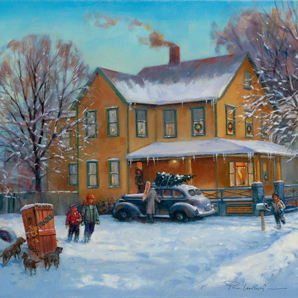 Paul Landry…A Christmas Story