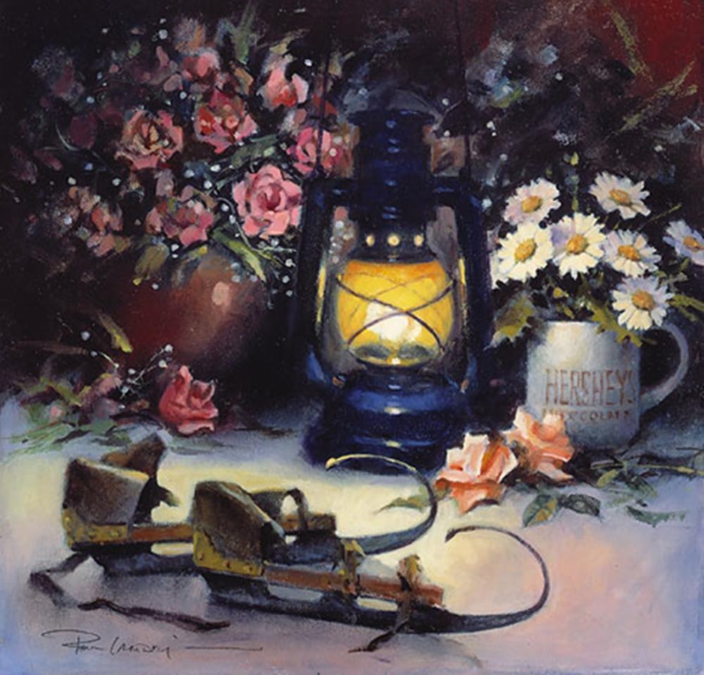 Paul Landry…Captain's Garden W/winter Memories