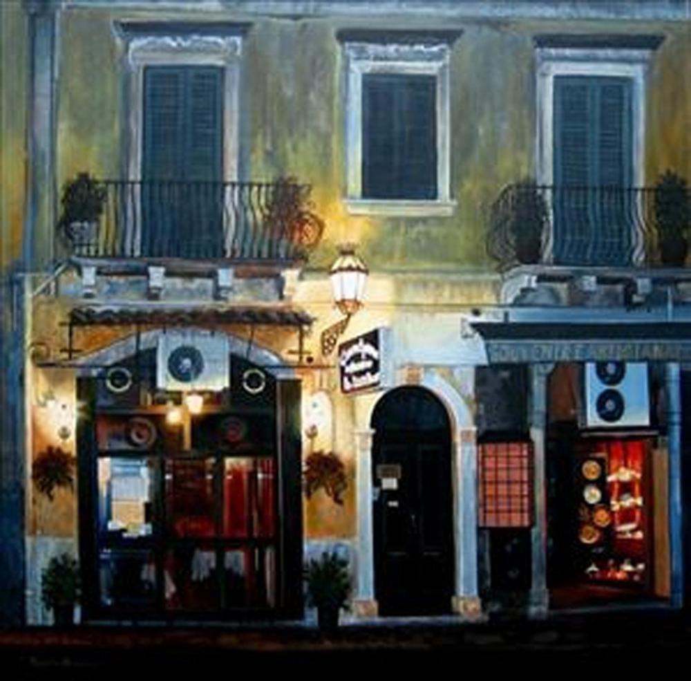 Patricia Bourque - Italy