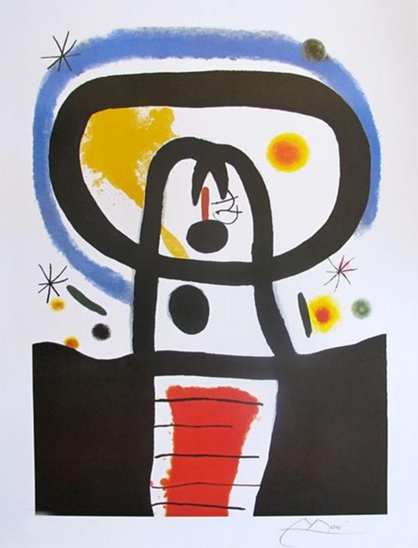 Joan Miro Equinox