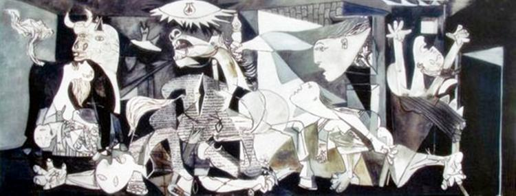 Pablo Picasso (After) Guernica