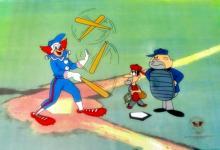 Bozo The Clown Bozo Baseball