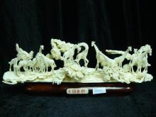 Bone Giraffes Jungle
