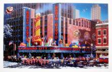 Alexander Chen  Santa Comes To New York