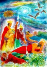 Ira Moskowitz  Psalm Of Psalms