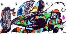 Joan Miro Escultor Suite Iran