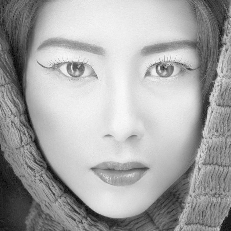 ARIEF SISWANDHONO - PORTRAIT OF ICHA