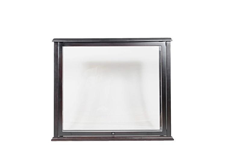 Table Top Display Case Medium Front Open