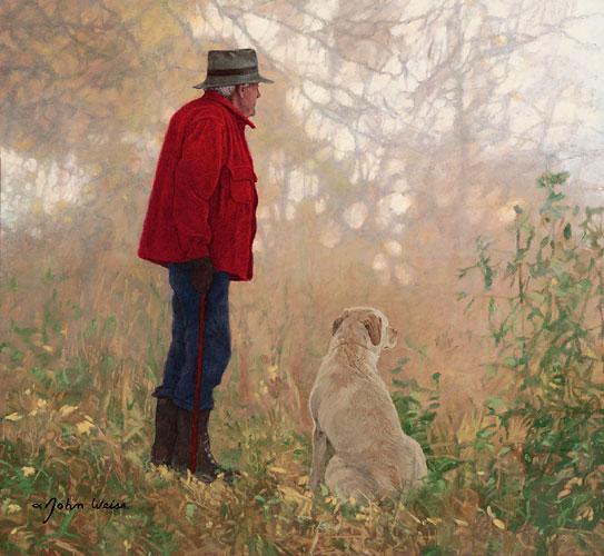 John Weiss Autumn Friends