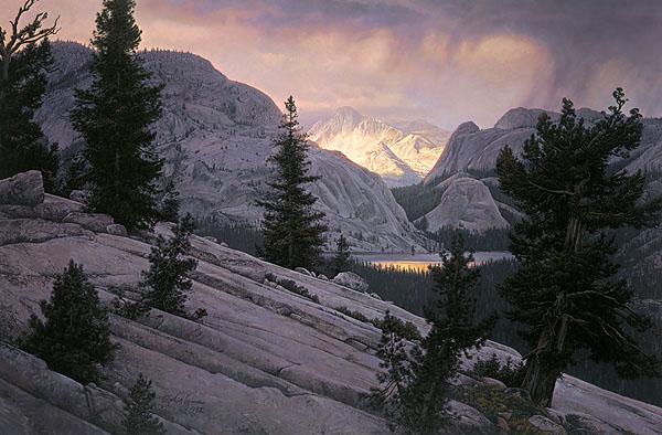 Stephen Lyman Lake Of The Shining Rocks
