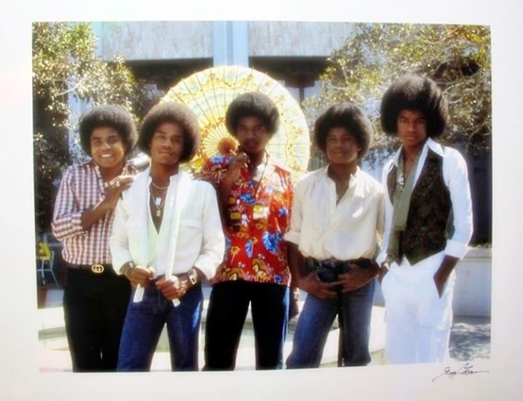 Gregg Cobarr The Jackson Five