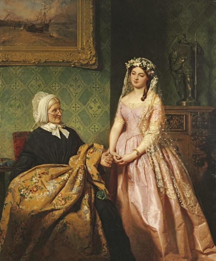 JOHN FAED - THE BRIDE