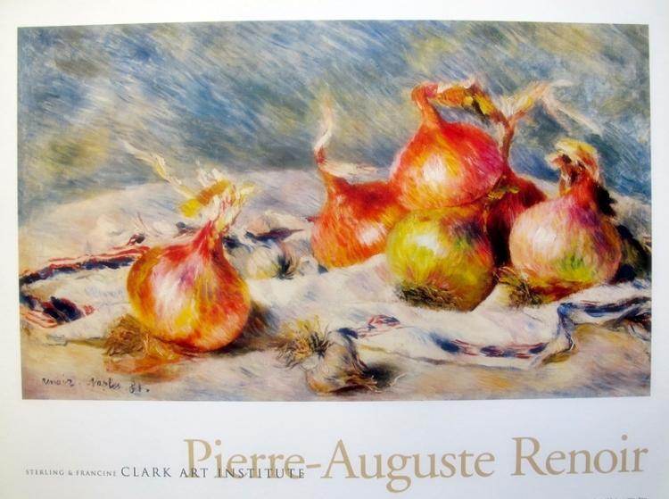 Pierre Auguste Renoir The Onions