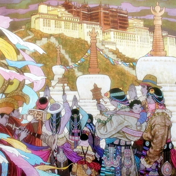 Zu Ming Ho When The Dalai Lama Returns