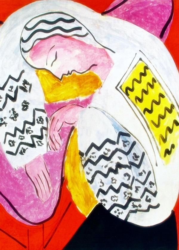 Henri Matisse The Dream