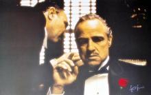 Steve Schapiro Godfather The Whisper Ltd Ed  Marlon Brando