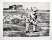 Charles Bragg  St. Andrews Golf