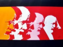 Raymond Moretti  1985  Figures