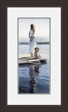 Sharing In Silence Limited Edition Print By Steve Hanks