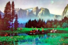 Alexander Chen  Yosemite Cowboys
