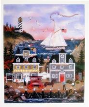 Jane Wooster Scott  Waterfront Day Dreams