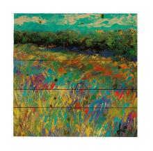 One Fine Day By Jeff Boutin Painting Print On Decorative Wood Wall Décor