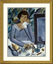 Jurij Pavlovic Annenkov - Woman's Portrait
