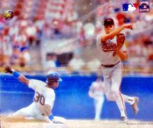 Cal Ripken Jr. Baltimore Orioles   Meisner Art Mlbp Baseball