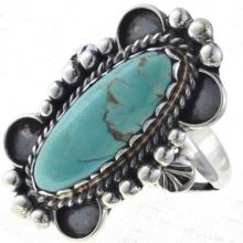 Twilight Turquoise Ring Ladies Handmade Bella Swan