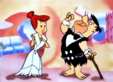 The Flintstones Fred And WilmaÂ?s Date
