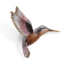 Hovering Hummingbird Wall Hanging