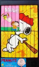 Peanuts Charlie Brown & Snoopy Baseball