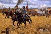 We Gained Nothing But Glory - Gettysburg by Bradley Schmehl