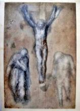 Michelangelo (After) 1970  Christ On The Cross