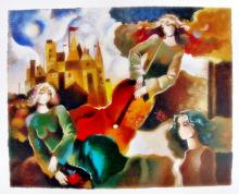 Galina Datloof  Musical Flight