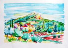 Oliver Zlatku  Summer Fields