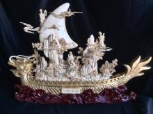 Bone Dragon Boat