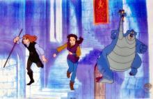 Warner Bros. 1996 Sericel Animation Art Cel