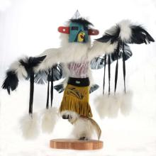 Eagle Kachina Doll Golf Trophy Collection