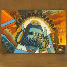 Shalako Navajo Limited Edition Giclée Print JC Black