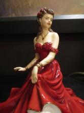 Royal Doulton Sweet Devotion (pretty Lady Series) Hn 5552