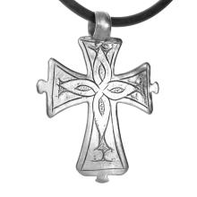 Ornate Coptic Cross