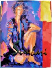 Deluxe Art Books  Nicola Simbari 50 Years Of Artistic Creations Art Book