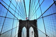 Brooklyn Bridge By Kelly Wade