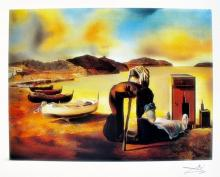 Salvador Dali The Weaning Of Furniture Nutrition