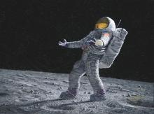 Alan Bean   Is Anyone Out There?
