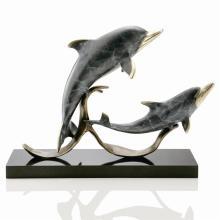 Sailor's Delight - Double Dolphins